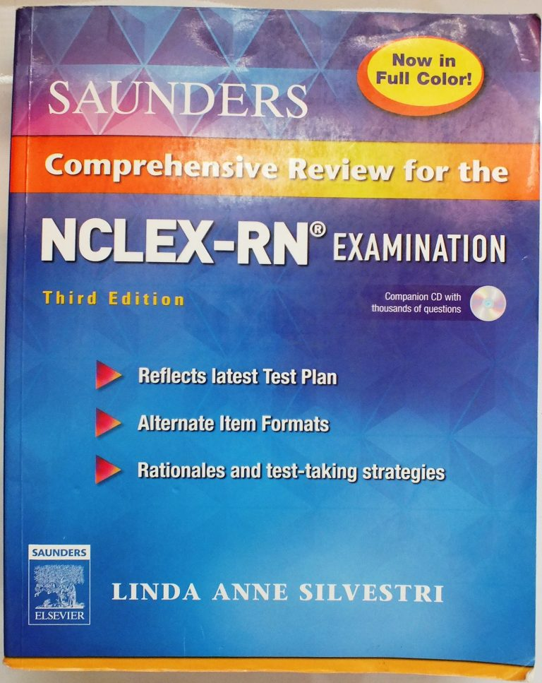 comprehensive nclex questions most like the nclex - 768×967