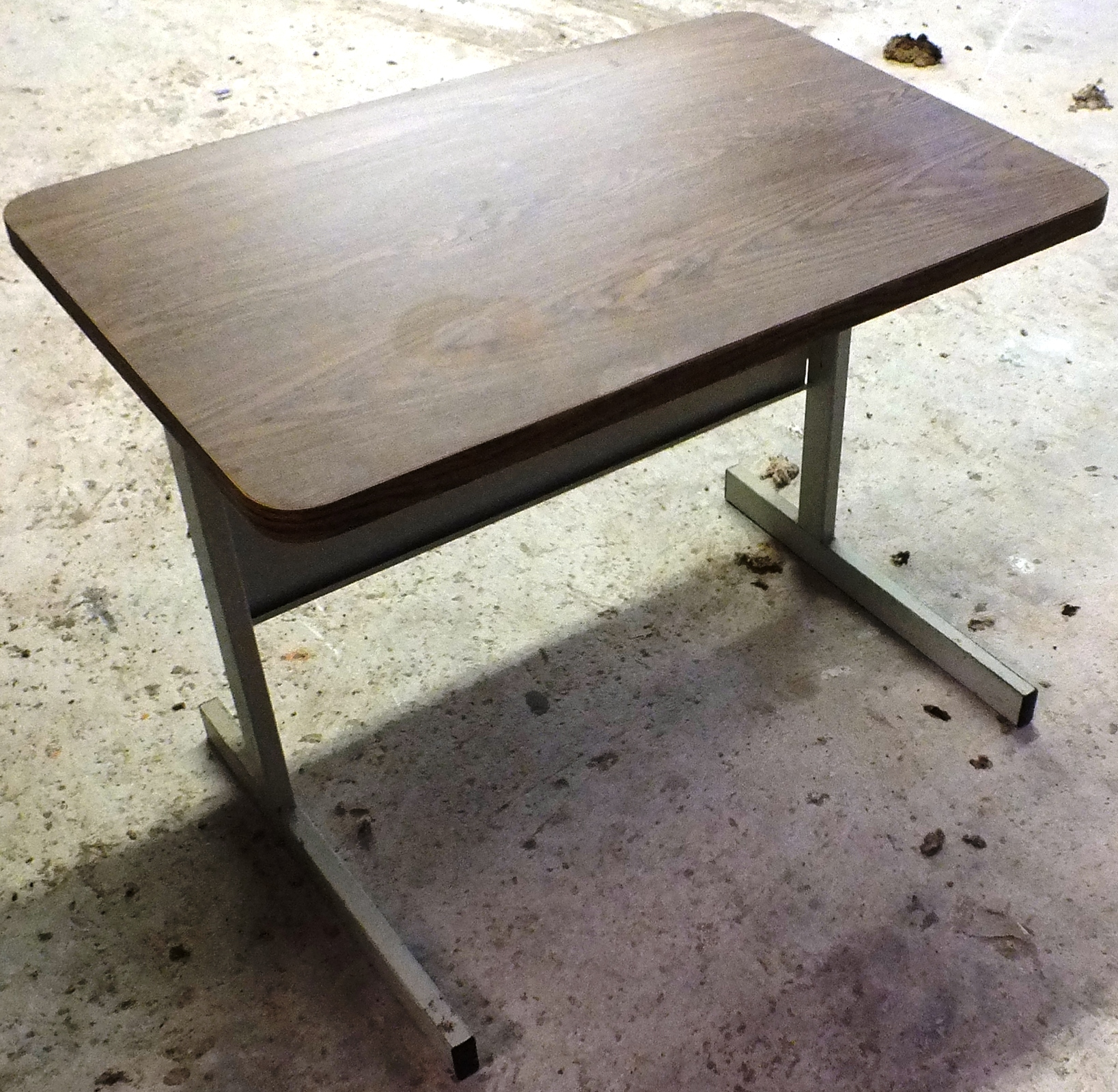 Laptop Table – Small Office Desk – $50.