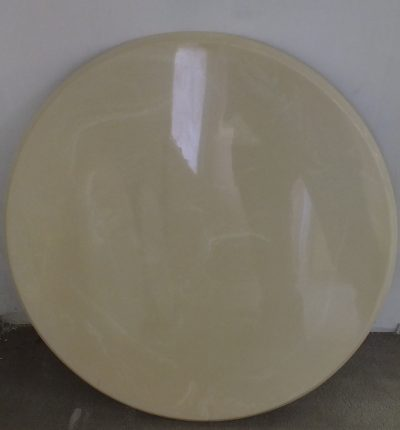 Round Table Tops – Cultured Marble – $25. ea.